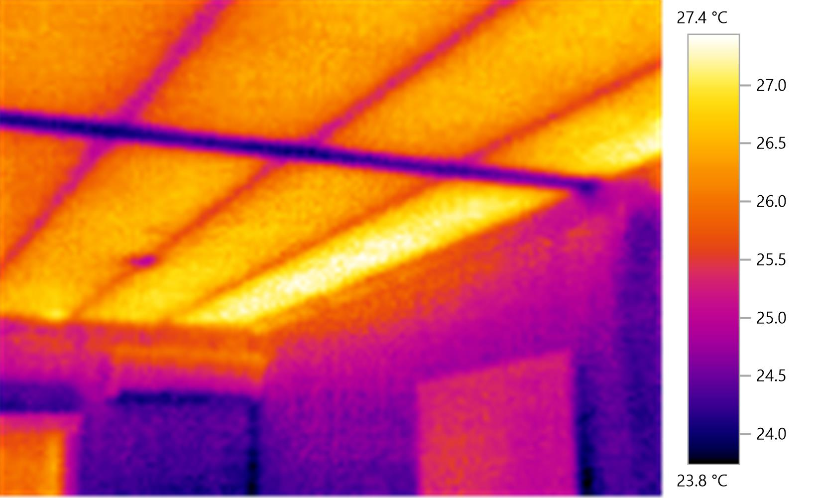 Thermography is a powerful diagnostic tool used during a building and pest inspection in Sydney properties